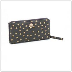 6d892eaecf Sensazioni női pénztárca csillag mintával - mohazöld színben, díszdobozban  empty