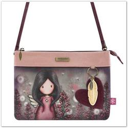 Santoro Gorjuss Little Wings 2 zsebes crossbody táska